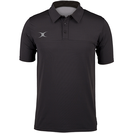 Gilbert Rugby Clothing Pro Technical Black, Front