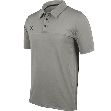 Gilbert Rugby Clothing Pro Technical Grey Main