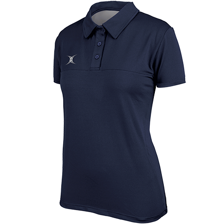 Gilbert Rugby Clothing Ladies Pro Tech Dark Navy Main