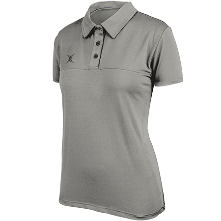 Gilbert Rugby Clothing Ladies Pro Tech Grey Main