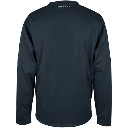 Gilbert Rugby Clothing Pro Warmup Dark Navy, Back