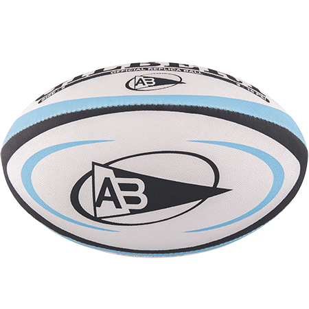 Gilbert Rugby Replica Bayonne Size 5 Panel 1