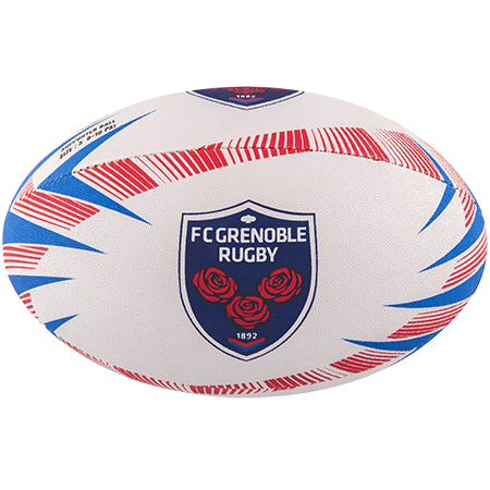 Gilbert Rugby Supporter Grenoble Size 5 Panel 1