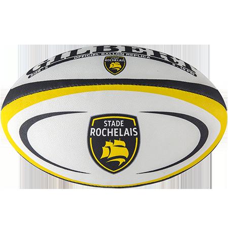Gilbert Rugby Replica La Rochelle Size 5 Panel 1