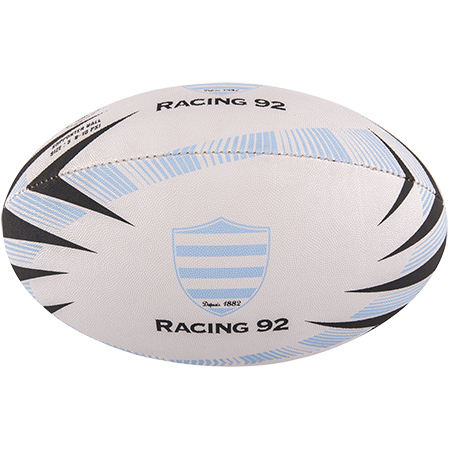 Gilbert Rugby Supporter Metro Racing 92 Size 5 Panel 1