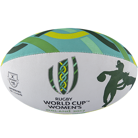 Gilbert Rugby Wrwc2017 Supporter Size 5, Main