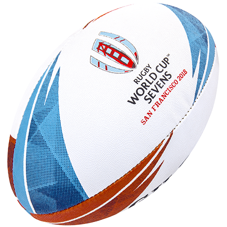 Gilbert Rugby Rugby World Cup Replica Rwc 2018 Sz 5, Creative