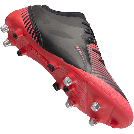 Gilbert Rugby Ignite Fly 6 Stud Hot Red Creative