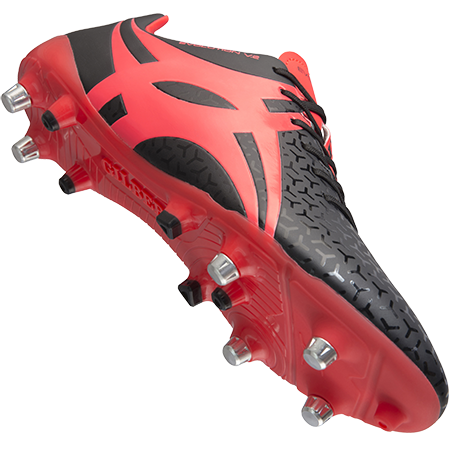 Gilbert Rugby Evolution Hot Red Creative