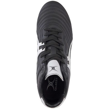 Gilbert Rugby Celera V3 6 Stud Black_white Top
