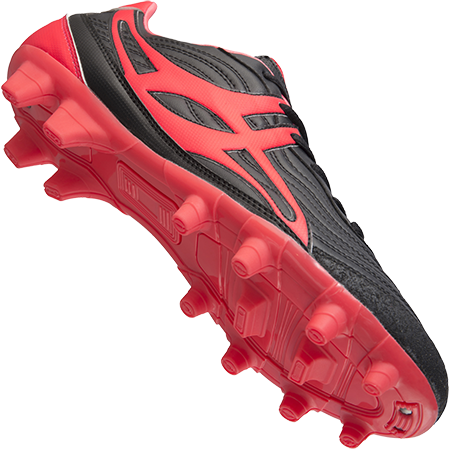 Gilbert Rugby Sidestep V1 Lo Msx Hot Red Creative