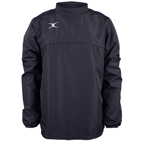 Gilbert Rugby Clothing Photon Mens Warm Up Dark Navy Front
