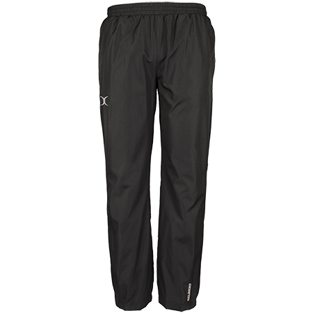 Gilbert Rugby Clothing Photon Mens Black Front