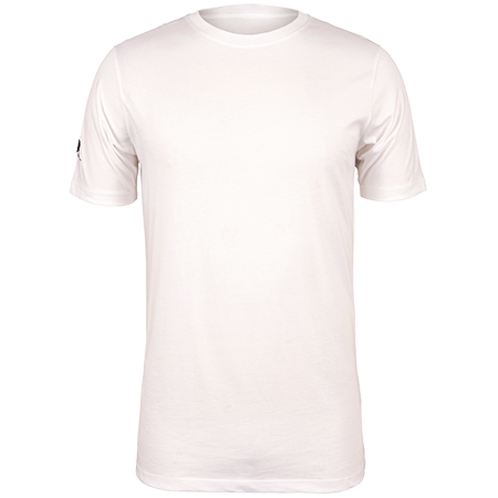 Gilbert Rugby Clothing Quest Mens Tee White Front