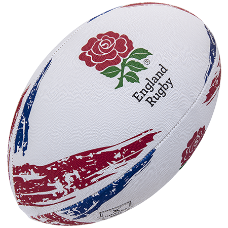 Gilbert Rugby Supporter England Sz 5, Creative