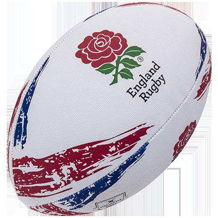 87984d84bbb1 Gilbert Rugby Supporter England Sz 5