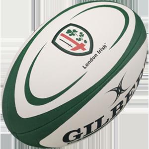 Gilbert Rugby Balls London Irish Replica