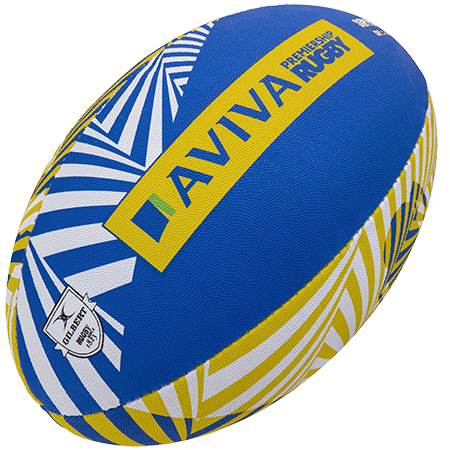 Gilbert Rugby Supporter Aviva Premiership Sz 5, Creative