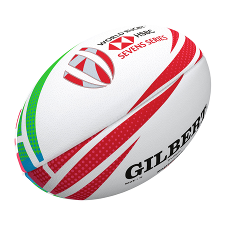 Gilbert Rugby Replica HSBC World Serise