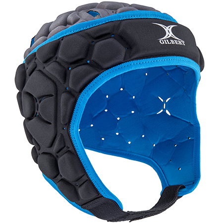 Gilbert Rugby Body armour Falcon 200 Electric Blue Front