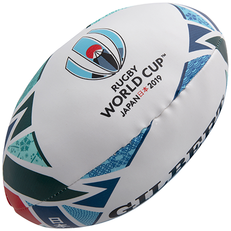 Gilbert Rugby Rugby World Cup Replica RWC 2019 Sponge