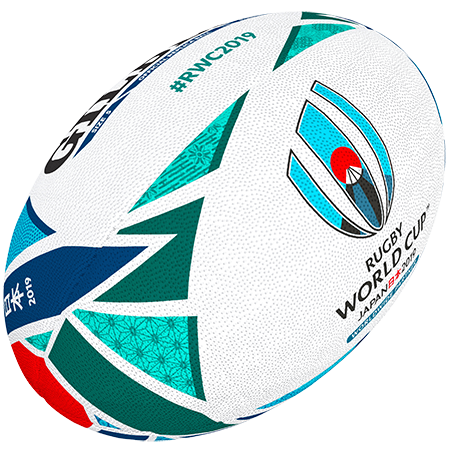 Gilbert Rugby Rugby World Cup Replica Rwc 2019 Sz 5, Creative