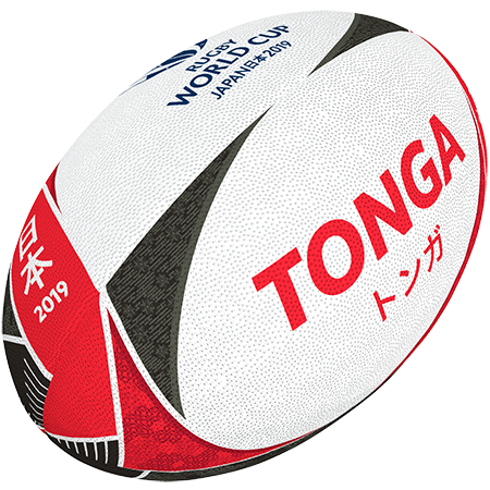 Gilbert Rugby 2019 Tonga Supporter Ball