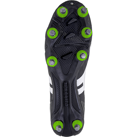 Gilbert Rugby Boots Kuro Pro 8 Stud Black, Sole