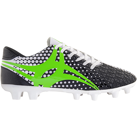 Gilbert Rugby Boots Shiro Msx White, Outstep