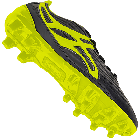 Gilbert Rugby Sidestep V1 Lo Msx Black_neon Yellow Main