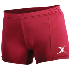 Eclipse Lycra Shorts Maroon