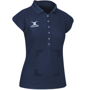 Blaze Polo Navy with velcro