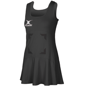 Flare Dress Black