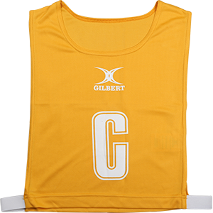 Yellow High 5 Bib