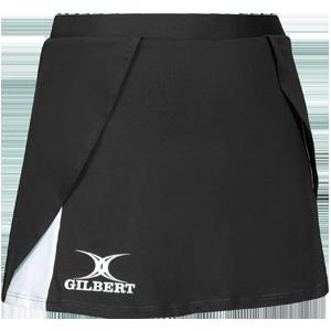 Gilbert Netball Helix Skort Black