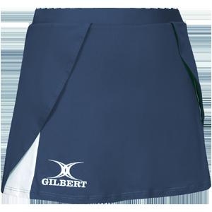 Gilbert Netball Helix Skort Navy