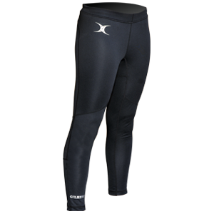 Gilbert Netball Vixen Leggings Black