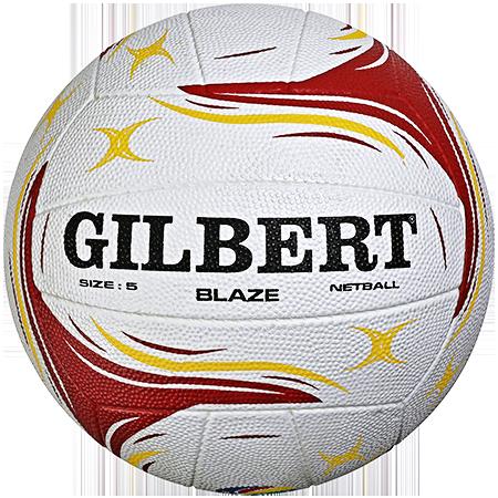 Gilbert Netball NB BLAZE SZ 5