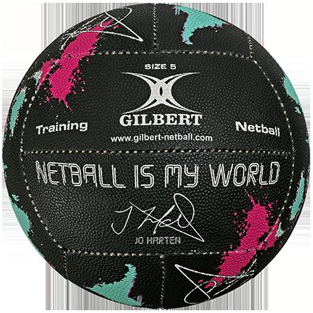 Gilbert Netball NB SIG JO HARTEN