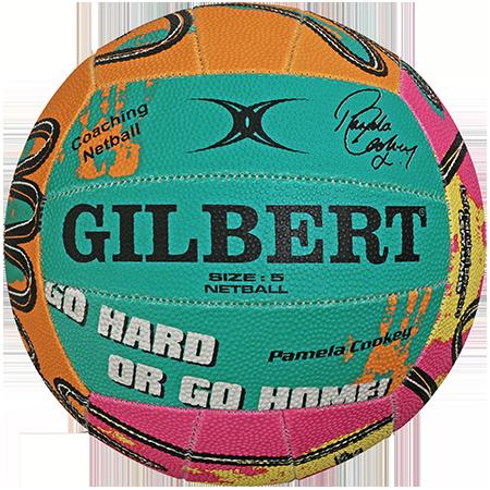 Gilbert Netball NB SIG PAMELA COOKEY VIEW 1