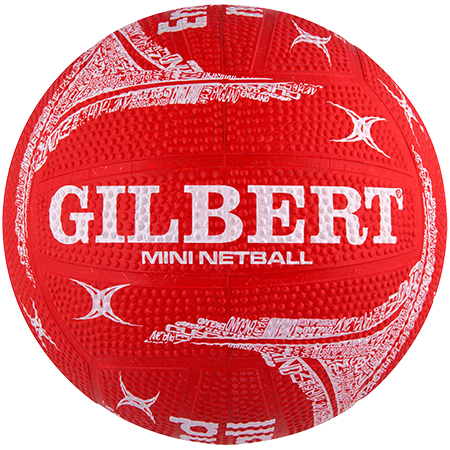 Gilbert Netball Apt Mini England Side 1