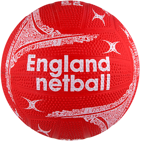 Gilbert Netball Apt Mini England Side 2