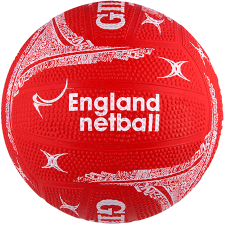 Gilbert Netball Apt Mini England Side 3