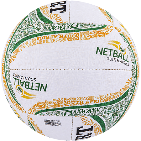 Gilbert Netball Memo South Africa Size 5 Panel 2