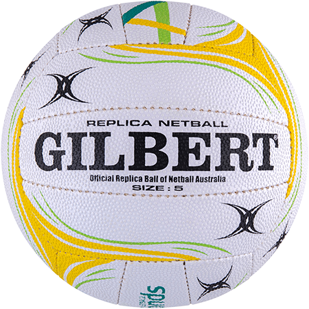 Gilbert Netball Replica Australia Side 1