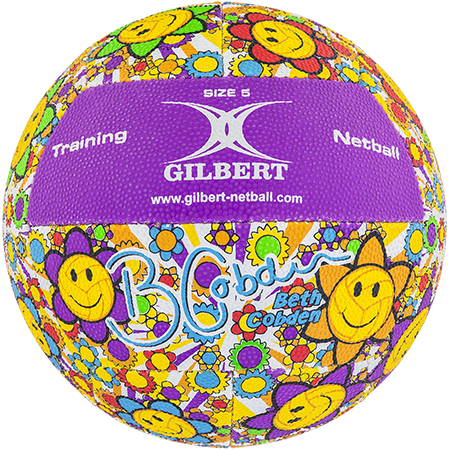 Gilbert Netball Sign Beth Cobden Panel 1