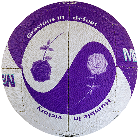 Gilbert Netball Balls (Replica/Supporter etc) Signature Geva Mentor Main, Secondary
