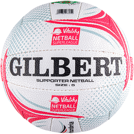 Gilbert Netball Emblem Superleague Side 1