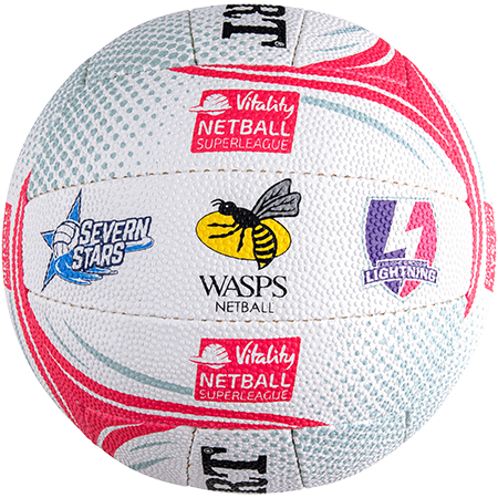 Gilbert Netball Emblem Superleague Side 2
