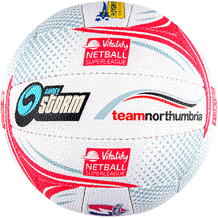 Gilbert Netball Emblem Superleague Side 3